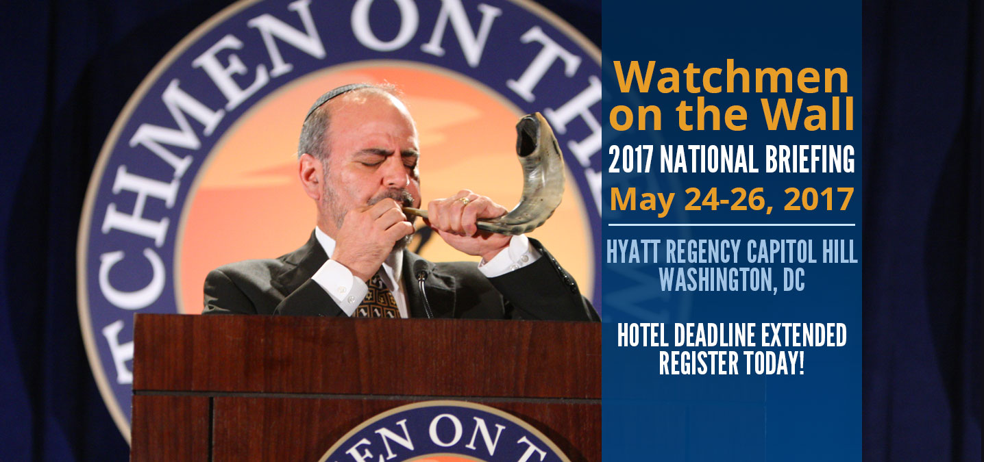 Watchmen on the Wall National Briefing